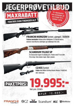 Våpenpakker
