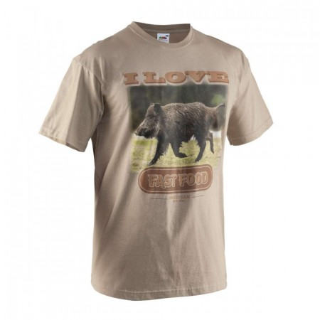 T-shirt Wildboar