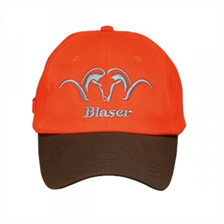 Blaser Cap SignalOrange/Brown