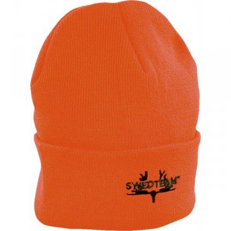 Swedteam Strikket lue orange